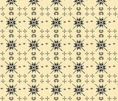 deco1 fabric by imagecrafts on Spoonflower - custom fabric