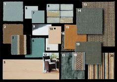 the 10 best sample board layouts images on pinterest interior