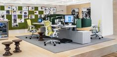 Behind the Scenes with Herman Miller and Geiger at NeoCon