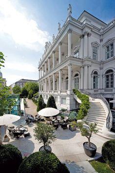 Vienna Palais Coburg