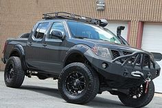 Custom Nissan Frontier >> 61 Best Nissan Frontier 4x4 Images In 2017 Wheels Tires Rims