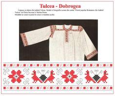 In aceasta pagina gasiti modele de cusaturi specifice zonei Dobrogea. O parte dintre ele sunt descifrate de catre mine si o parte sunt reproduse dupa cartile vechi ce au avut ca subiect aceste cusa…