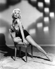 Mamie Van Doren 1950s