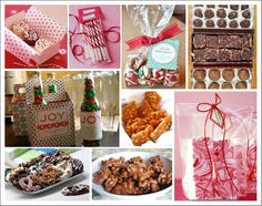 Homemade Candy Gift Ideas