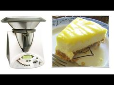 ▶ Cheesecake Philadelphia e Limone Bimby - YouTube