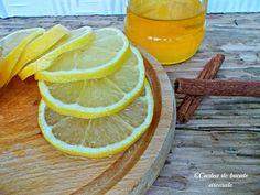 miere cu lămâie, scorţişoară şi turmeric Good To Know, Mac, Orange, Fruit, Health, Food, Health Care, Essen, Meals