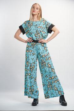 Vellamo Shirt - Light Blue :: Vuurran.fi Seventh Wave, Black Fabric, Fabric Patterns, Woven Fabric, Light Blue, Shirts, Collection, Fashion, Poplin