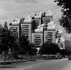 BS3 Neighbourhood, Ljubljana, Ilija Arnautovic 1977