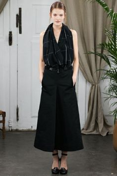 Christophe Lemaire Spring Summer 2014 Ready-To-Wear collection