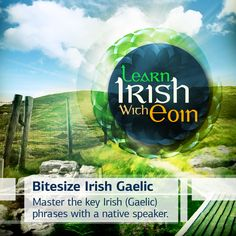 Learn Irish - Lesson 1 (Introductions) - YouTube