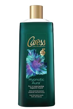 All The Drugstore Beauty Buys You Need In 2017  #refinery29  http://www.refinery29.com/2016/12/133648/drugstore-beauty-product-innovations-2017#slide-22  Aside from its more sustainable packaging, this new body wash from Caress smells like straight-up heaven — if heaven were a sea of patchouli, watermelon, bergamot, and sandalwood, that is. Caress Hypnotic Aura Body Wash, $3.49, available at drugstores in February 2017. ...