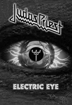 Judas Priest ~ Electric Eye