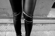 elegxntly:  b&w fashion blog