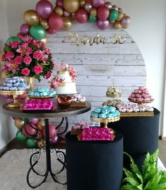 Ideas Birthday Design Party Baby Shower For 2019 Baby Shower Table, Shower Party, Baby Shower Parties, Birthday Table, Birthday Diy, Birthday Parties, Balloon Decorations, Birthday Party Decorations, Wedding Decorations