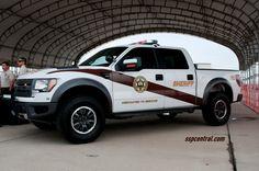 Yuma County Arizona Sheriff Ford Raptor