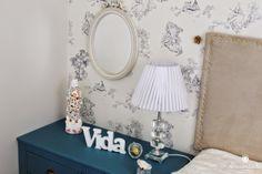 Decoração simples faça você mesma para quarto de hospedes.