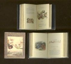Miniature Victorian Fairytale my Liv dolls need!!