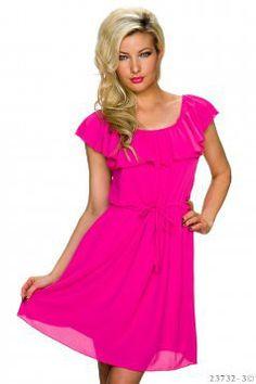 Rochie Sensitive Pink