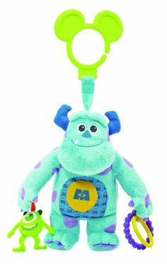 Kids Preferred Disney Baby Monsters Inc. Sulley Activity Toy (Discontinued by Manufacturer) Monsters Inc Nursery, Monsters Inc Baby Shower, Monster Nursery, Baby On The Way, Our Baby, Baby Boy, Disney Babys, Baby Disney, Activity Toys