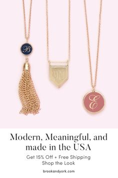 Initial jewelry that can be personalized! Choose to engrave an initial or have an initial cut-out of gold, sterling silver or rose gold. Engraved Necklace, Monogram Necklace, Personalized Necklace, Best Gifts For Mom, Gifts For Women, Gifts For Her, Coupons For Boyfriend, Initial Jewelry, Jewelry Accessories