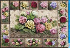 papel decoupage flores - Google'da Ara