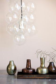 DIY Glass Bubble Ceiling Light - Ceiling Pendant Lights - Lighting