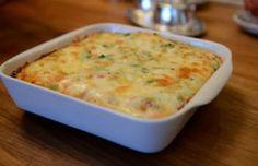 Ένα υπέροχο καλοκαιρινό φαγητό. Μια συνταγή για ένα υπέροχο σουφλέ λαχανικών για ένα γευστικότατο γεύμα ή δείπνο.  Πηγή