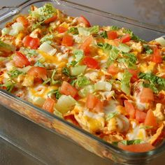 Doritos Chicken Casserole Recipe from Grandmothers Kitchen. Because apparently grandma always cooked with Doritos. Plats Weight Watchers, Weight Watchers Meals, Ww Recipes, Cooking Recipes, Healthy Recipes, Skinny Recipes, Mexican Recipes, Shrimp Recipes, Vegetarian Mexican