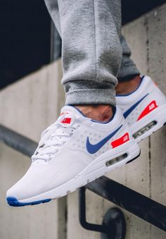 NIKE Women's Shoes - Nike Air Max Zero Ultramarine - Find deals and best selling products for Nike Shoes for Women Nike Free Shoes, Nike Shoes Outlet, Nike Shoes For Men, Nike Free Outfit, Kd Shoes, Running Shoes Nike, Golf Shoes, Running Shorts, Sports Shoes