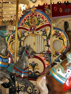 The Columbus Zoo Carousel Band Organ
