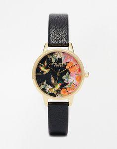 Image 1 ofOlivia Burton  Painterly Print Midi Watch