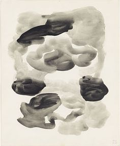 Meret Oppenheim, Black And White Abstract, Contemporary Art, Artists, Ink, Drawings, Pattern, Inspiration, Painting