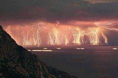 Ridiculous lightning