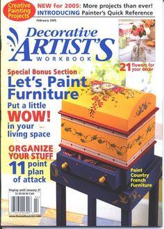 DECORATIVE ARTISTS - Michelle L. Porte V. - Picasa Web Albums