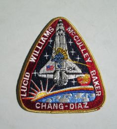 80's NASA Patch. 1989 Atlantis patch 4.5 inch. by TheGrooveVintage, $4.95 Space Patch, Nasa Patch, Velcro Patches, Buy Stuff, Patch Design, Space Program, Space Shuttle, Space Travel, Space Exploration