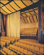 Panelfold© - folding doors, acoustical folding partitions, operable walls, operable partitions, demountable partitions, relocatable partitions, portable panels, moveable walls, accordion doors, accordion partitions, acoustical panels - Application Photos