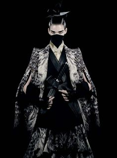 Fashion Vs. Art: Honor by Fabian Baron