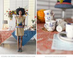 African Inspired Ceramics