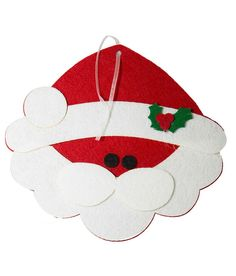 Shop SGS Christmas Wall Hanging Decoration Foam Cloth Santa Face online at lowest price in india and purchase various collections of Christmas Tree & Decoration in SGS brand at grabmore.in the best online shopping store in india Christmas Wall Hangings, Christmas Tree Decorations, Christmas Ornaments, Holiday Decor, Santa Face, Online Shopping Stores, Amp, India, Collections
