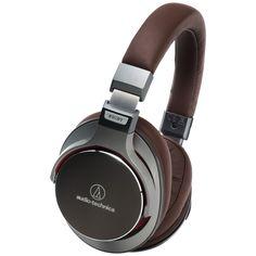Buy Audio-Technica ATH-MSR7 Over-Ear High-Resolution Headphones | John Lewis