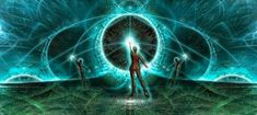 El Morya ~ Three Energy Flow For The Ascension of The New Cycle of Evolution Ufo, Vision Quest, We Are All Connected, Learning To Let Go, Spirit Science, Spiritus, Matrix, Visionary Art, Minion