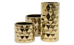 Prism Vases   Jayson Home