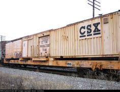 CSX 912272 (Business Car)           Date: 12/22/2006 Location: Latonia, KY. Collection Of: Jesse Cornelius, Author:  Jesse Cornelius