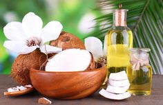Tutti gli usi dell'olio di cocco