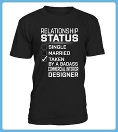 Best Commercial Interior Designer front 7 T Shirt (*Partner Link)