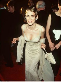 I love how kooky she is, even at the Oscars