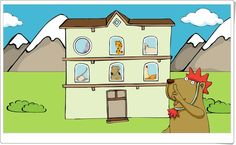 """Juega con Bartolo: """"A ordenar la casa"""" Online Gratis, Family Guy, Cultural, Fictional Characters, Interactive Activities, Teaching Resources, International Day Of, Netflix Series, Speech Language Therapy"""