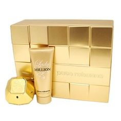 Enjoy great discounts and awesome deals at Luxury Perfume. Purchase Lady Million Gift Set and other authentic designer fragrances. Free U.S Shipping on all orders over $59.00.