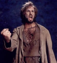 Convict turned upstanding citizen and father figure, Jean Valjean is the pivotal character of French novel 'Les Miserables'. Valjean has been played by several famous actors on screen and stage. Jean Valjean, Servant Leadership, Les Miserables, Father Figure, Actors, Public Domain, Prison, Blood, Image
