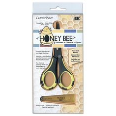 Honey Bee Scissors at @Studio_Calico
